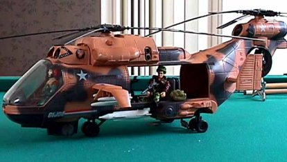 The GREATEST GI Joe vehicle ever?